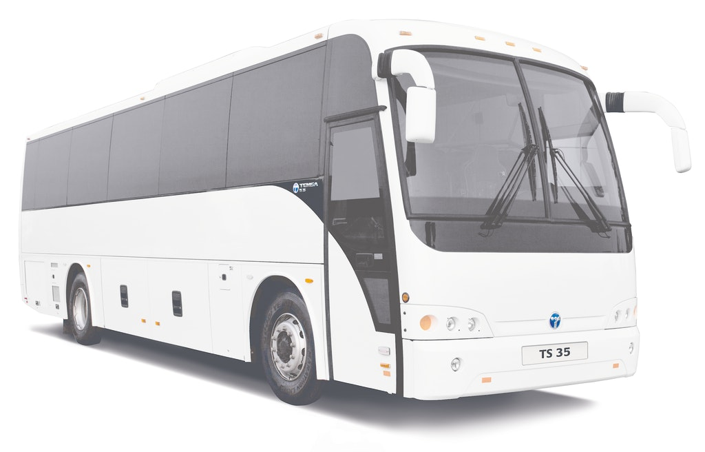 Temsa Ts 35 From  Temsa  Ch Bus Sales  Inc  Is The
