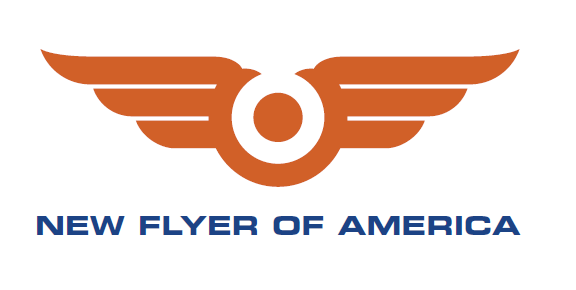 New Flyer of America logo