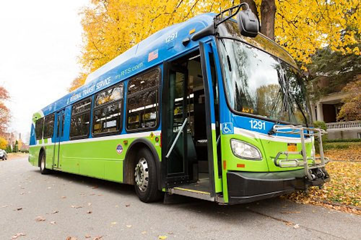 Rochester Regional Transit Service To Use Masabi Justride For Next Generation Fare Collection System Mass Transit