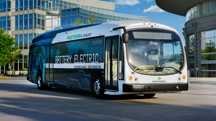 Capmetro To Purchase Four Proterra Electric Buses And Battery Charging Systems Mass Transit