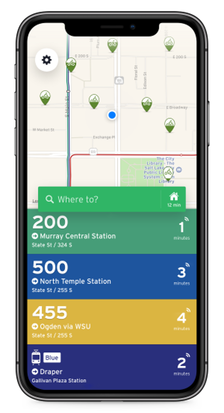 trip planning just got better for utah transit authority riders mass transit utah transit authority riders