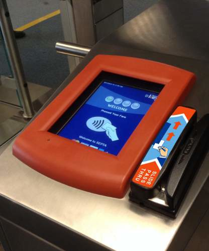 SEPTA Key Tap-to-Exit Program To Expand To All Center City