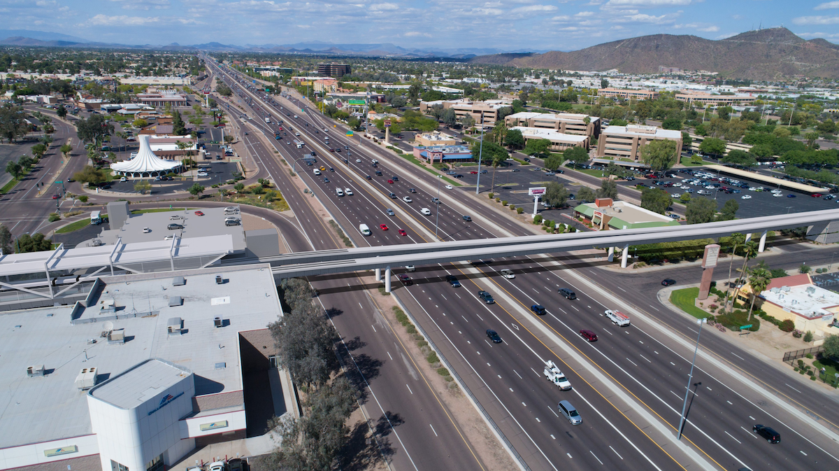 Valley Metro Northwest Extension Phase Ii Approved To Enter New Starts Engineering Mass Transit
