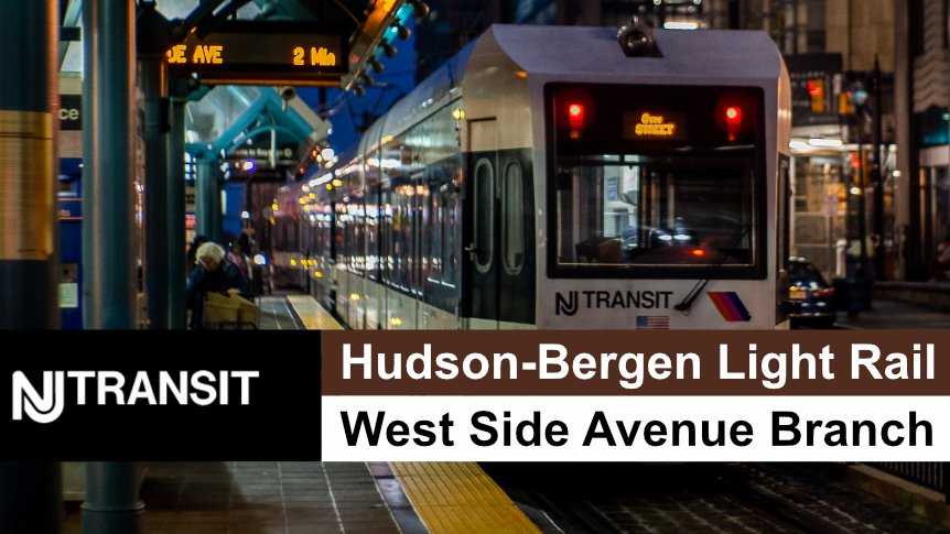 Nj Transit Restores Light Rail Service At Two Hblr Stations In Jersey City Mass Transit