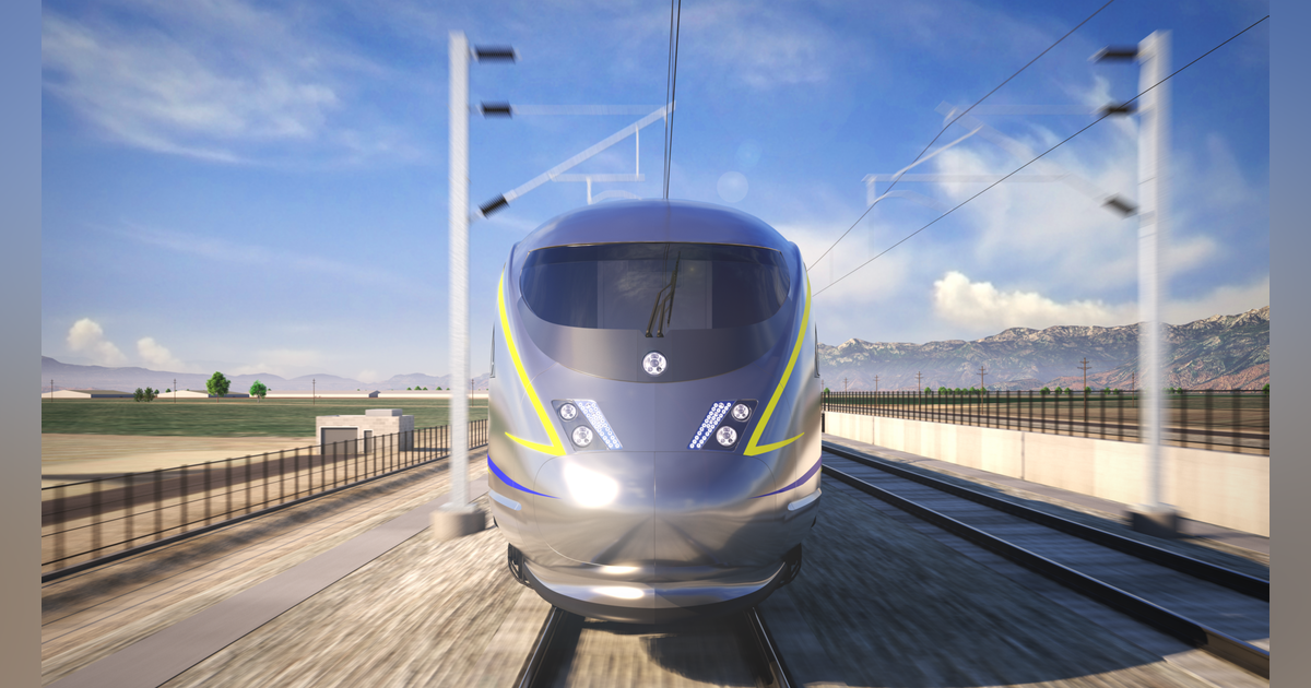 Final EIR/EIS released for California High-Speed Rail Authority's  Bakersfield to Palmdale project section   Mass Transit